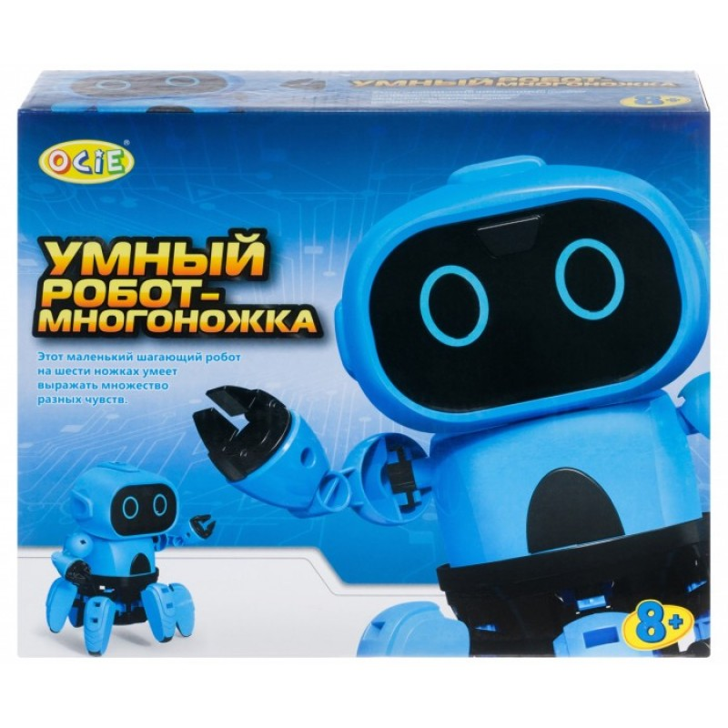 Конструктор Ocie Умный робот-многоножка OTC0874589
