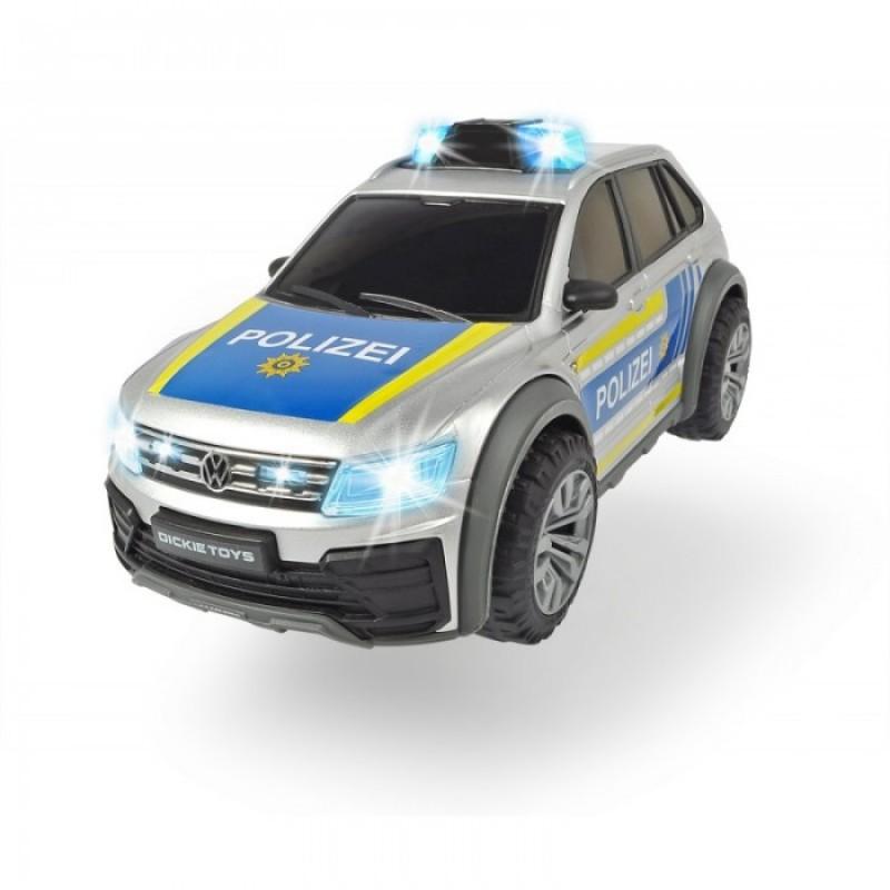 Dickie Машинка полицейский автомобиль VW Tiguan R-Line 25 см