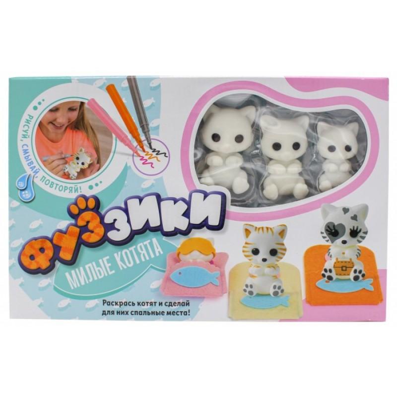 Фуззики Игровой набор Милые котята