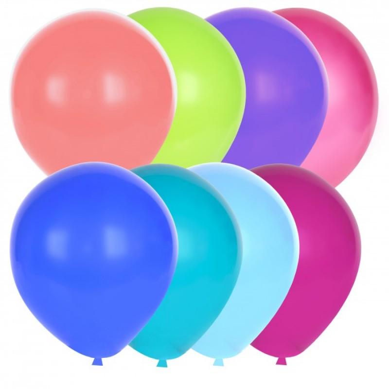 Детский дворик Воздушные шарики Декор DA2-12-100 100 шт.