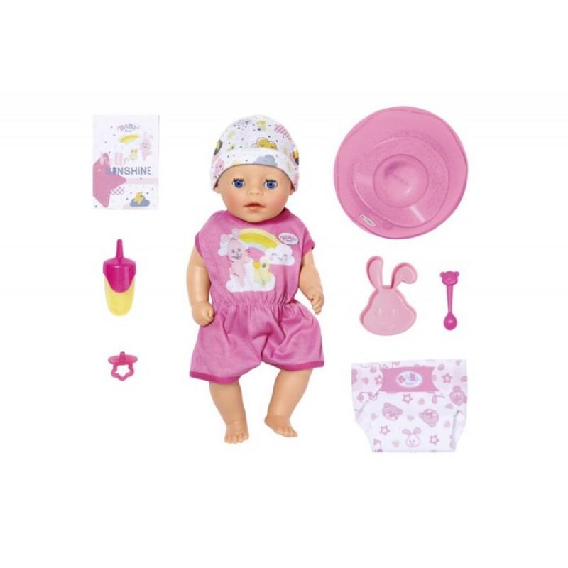 Zapf Creation My Little Baby born Нежное прикосновение Девочка 36 см