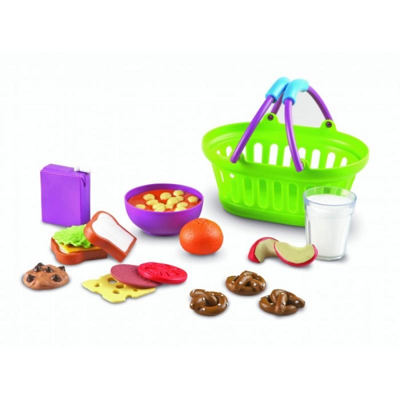 Learning Resources Развивающая игрушка Мы растем Вкусный Обед