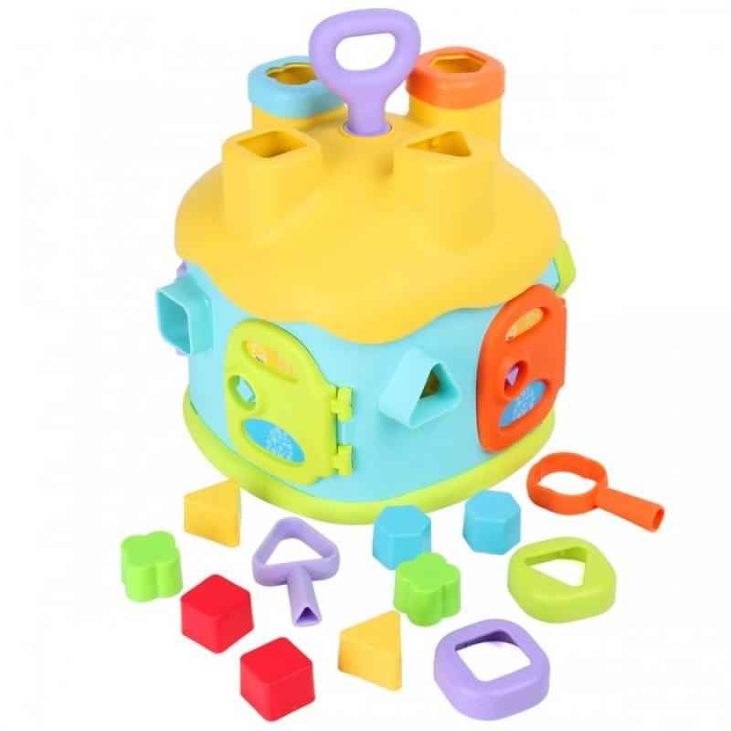 Развивающая игрушка Ути Пути Домик 70743