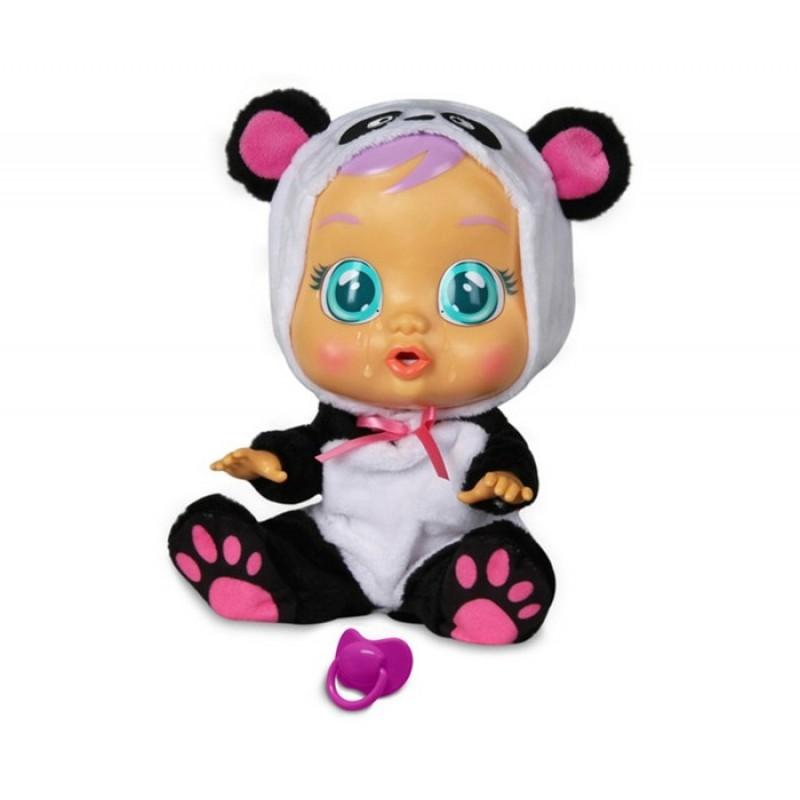 IMC toys Crybabies Плачущий младенец Pandy