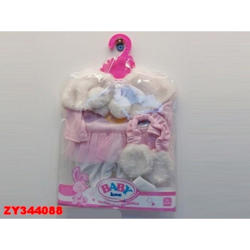 Junfa Одежда для кукол зимняя версия