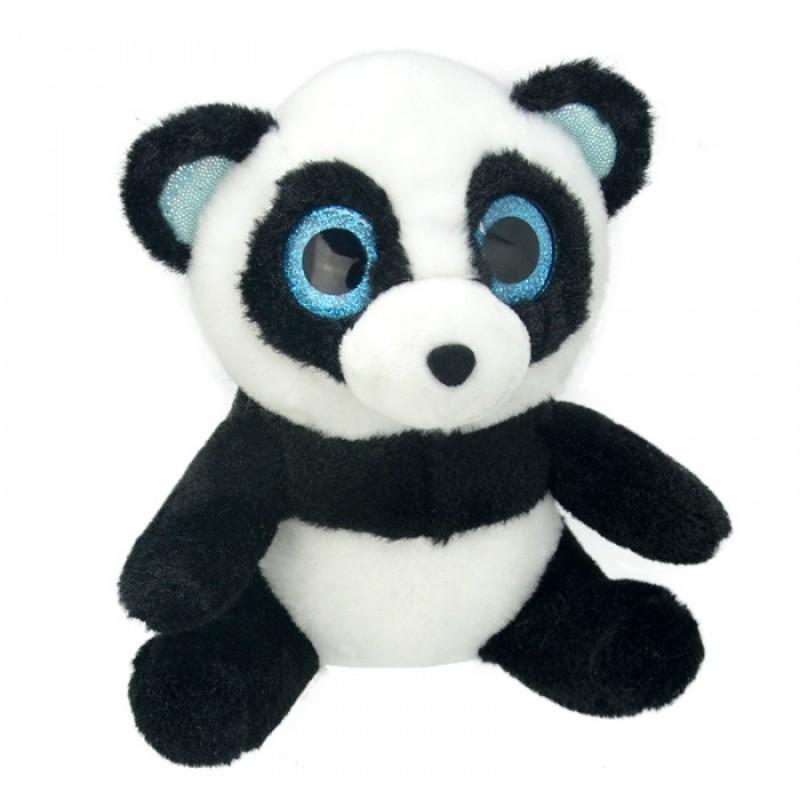Мягкая игрушка Orbys Большая Панда 25 см