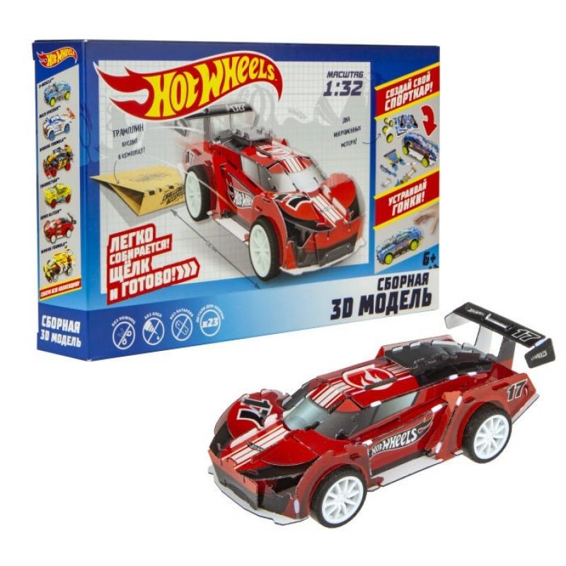 1 Toy Hot Wheels Сборная модель Super Blitzen