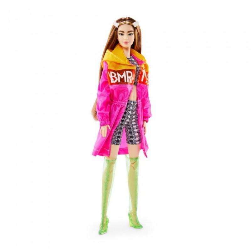 Barbie Кукла в розовом плаще BMR1959