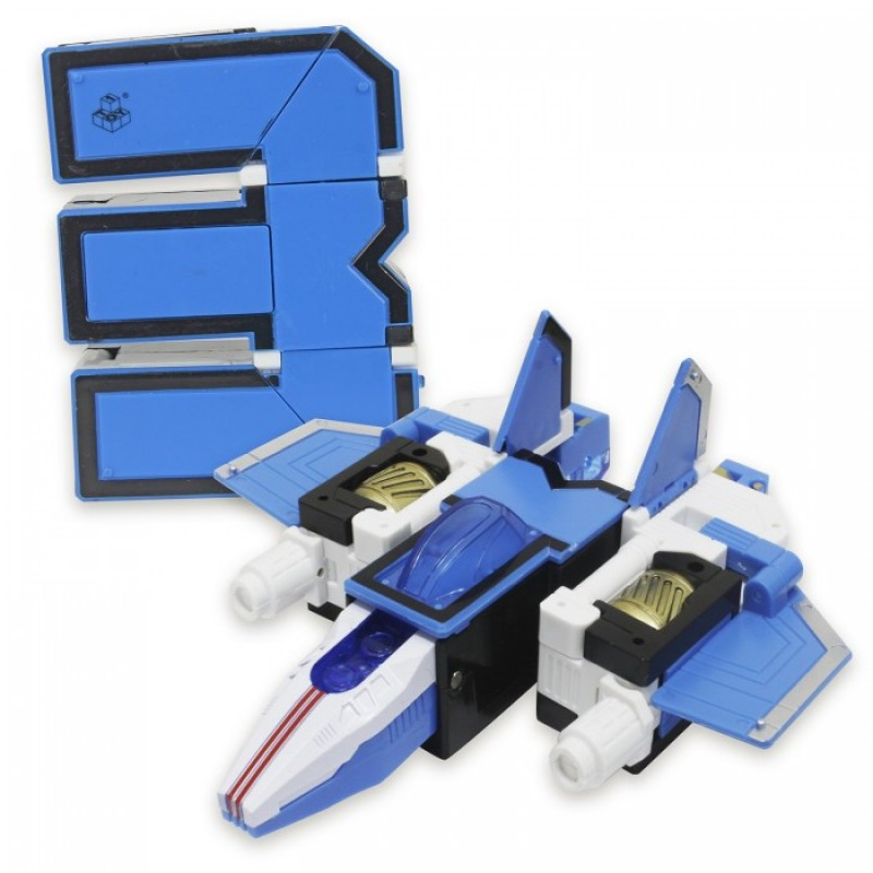 1 Toy Трансботы XL Боевой расчет ВКС Триггер
