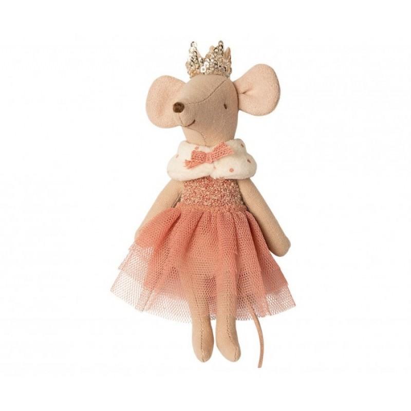 Мягкая игрушка Maileg Мышка старшая сестра Принцесса