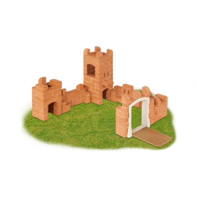 Teifoc Строительный набор Замок 200 деталей