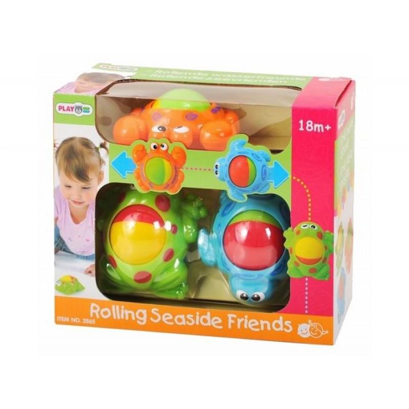 Развивающая игрушка Playgo Морские обитатели