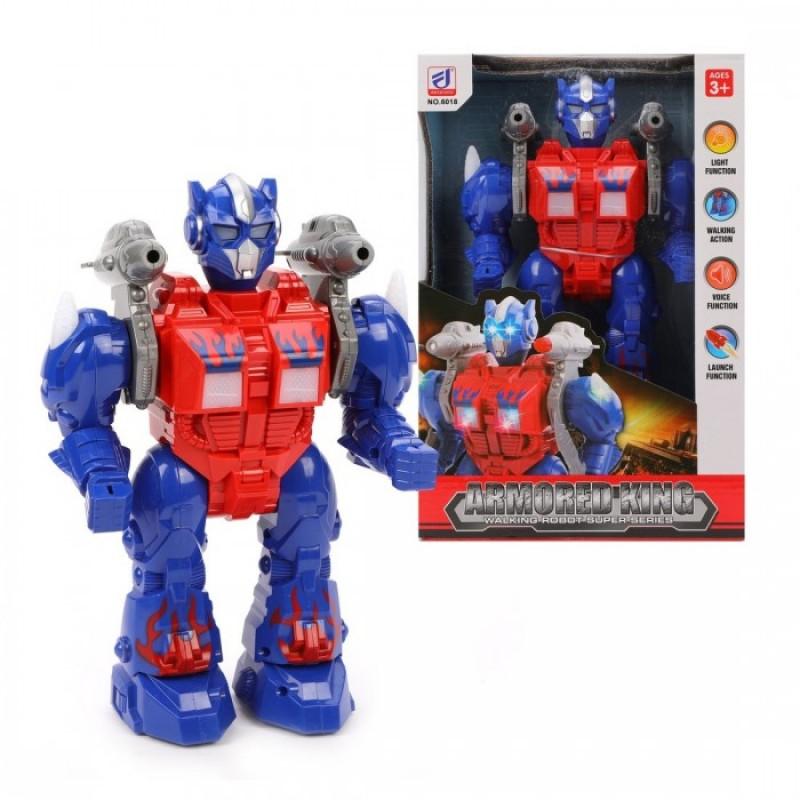 Наша Игрушка Робот Armored King