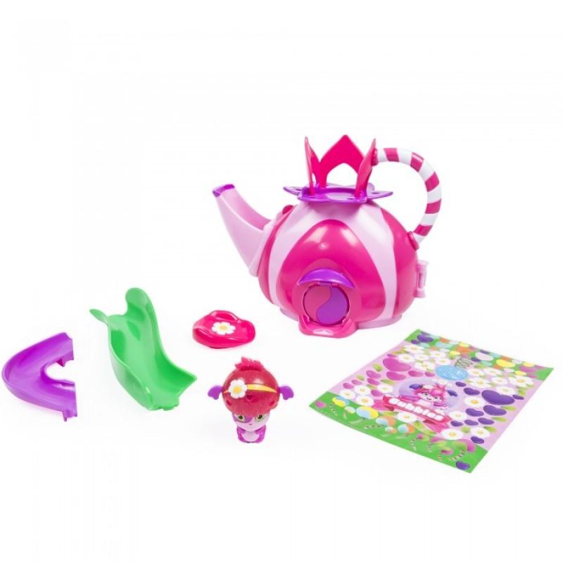Popples Малыши-прыгуши Игровой набор Чайный домик