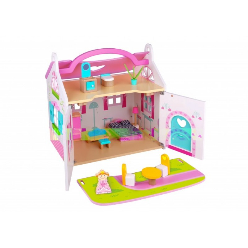 Tooky Toy Кукольный дом TKI050