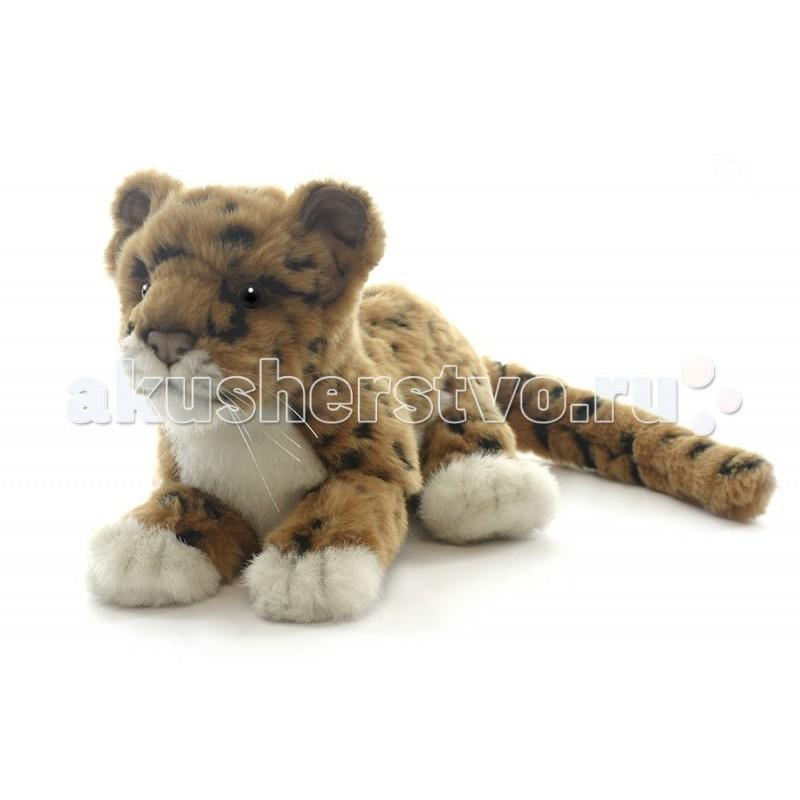 Мягкая игрушка Hansa Детеныш ягуара 26 см