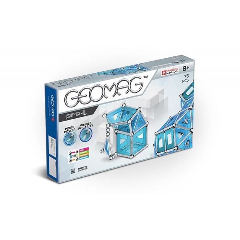 Конструктор Geomag магнитный Pro-L (75 деталей)
