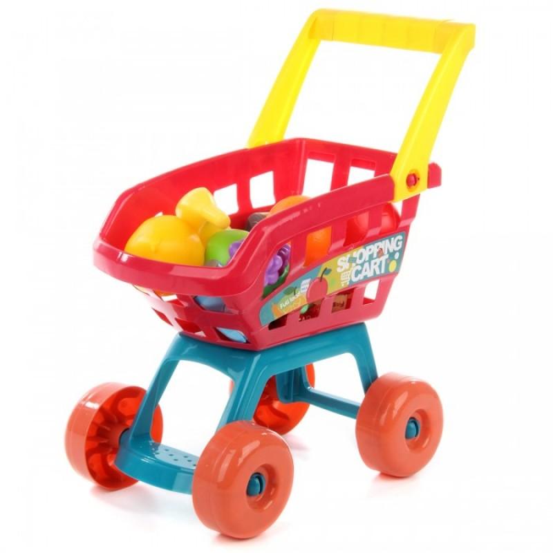 Veld CO Тележка для игры в супермаркет
