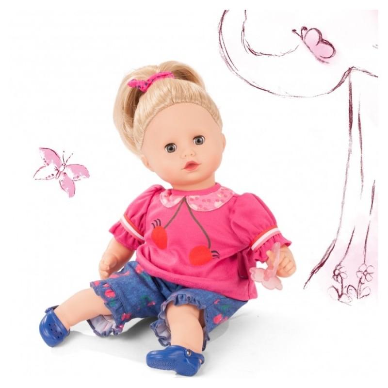 Gotz Кукла Маффин блондинка Вишневый поцелуй 33 см