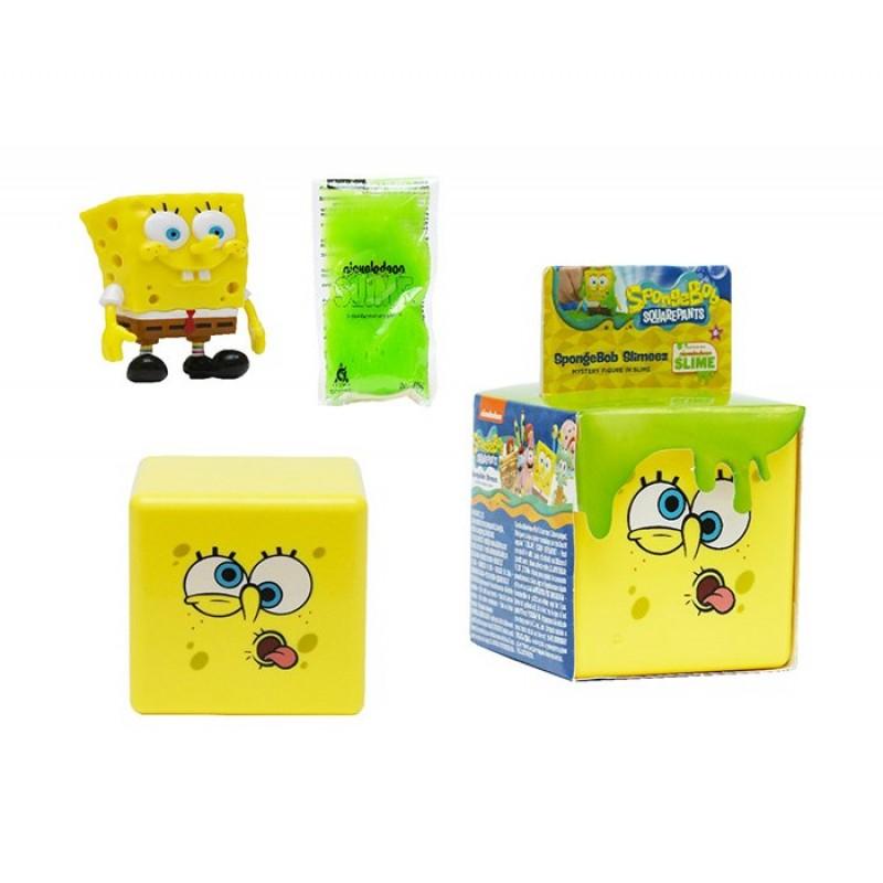 Развивающая игрушка SpongeBов Игровой набор со слизью