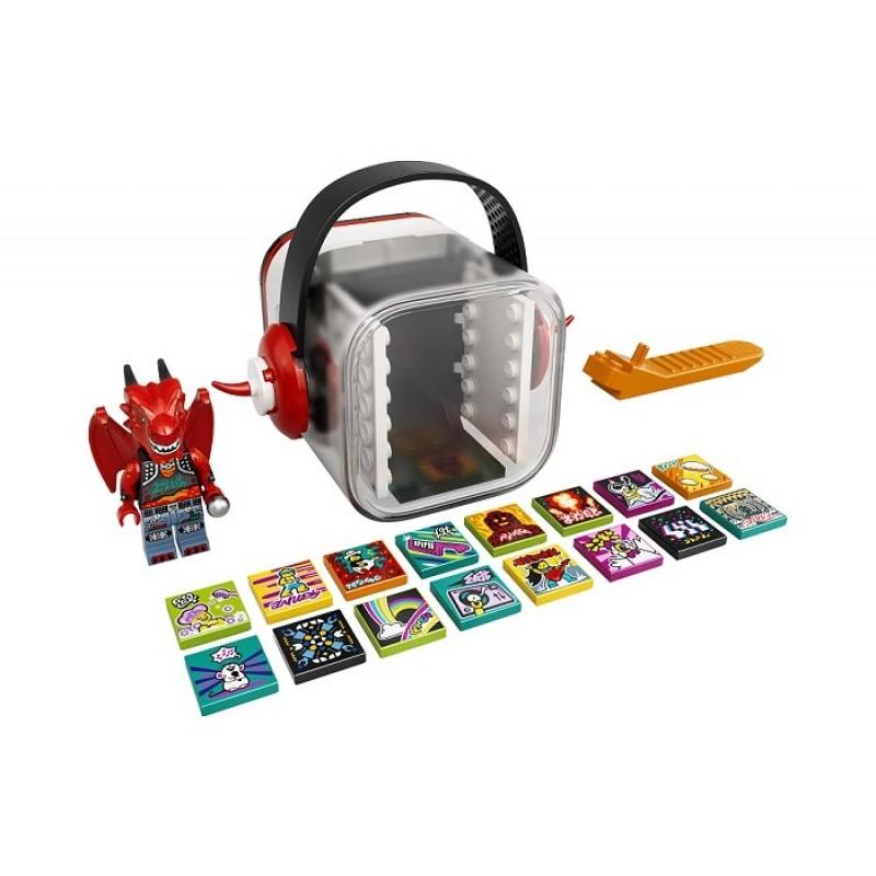 Конструктор Lego Vidiyo Metal Dragon BeatBox Битбокс Дракона-Металлиста