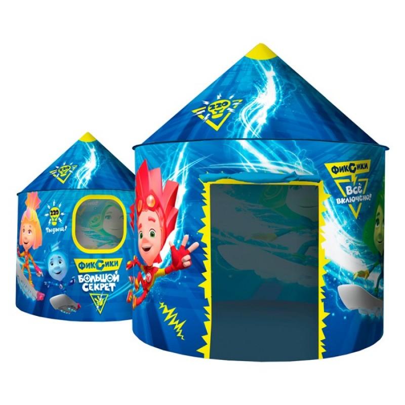 ЯиГрушка Палатка Фиксики 100х100х135 см