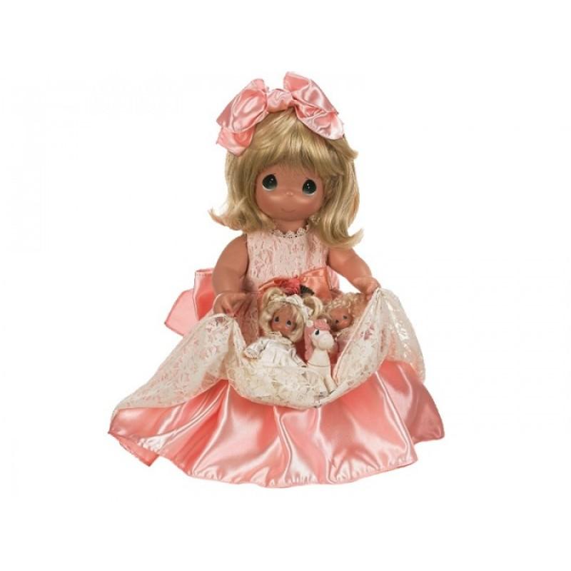 Precious Кукла с любимцами 40 см