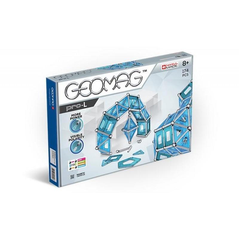 Конструктор Geomag магнитный Pro-L (174 детали)