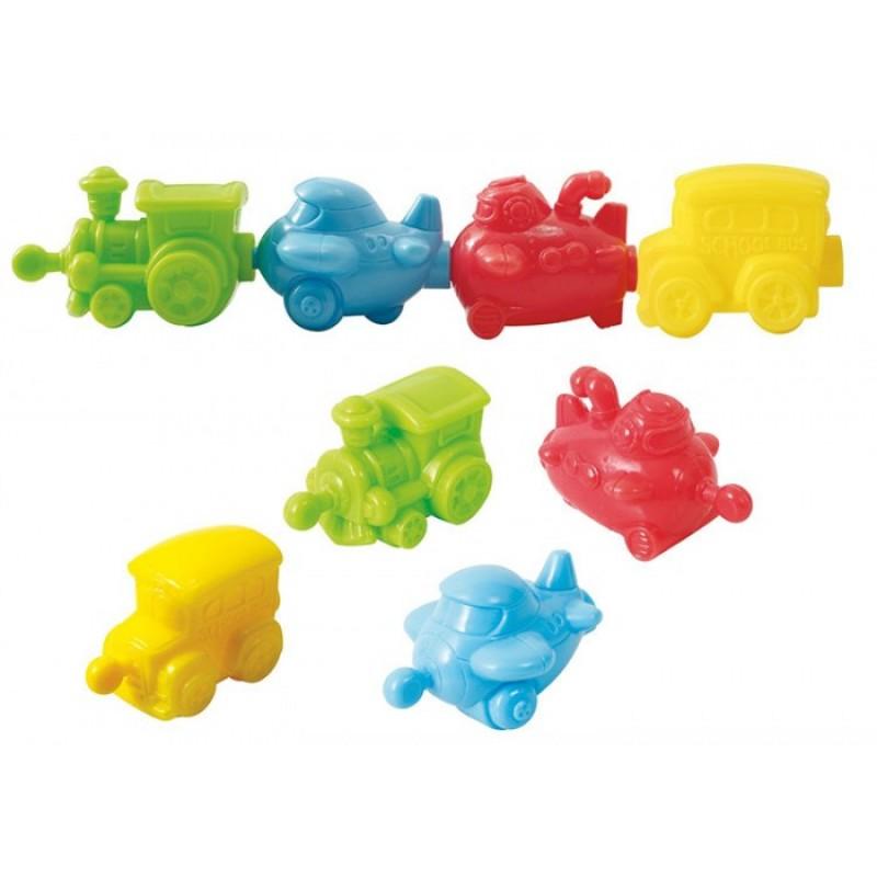 Развивающая игрушка Playgo Транспортные игрушки