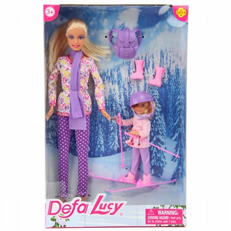 Veld CO Набор кукол Лыжная прогулка 82639