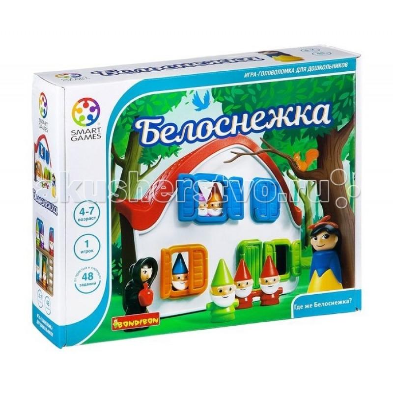 Bondibon Логическая игра Белоснежка
