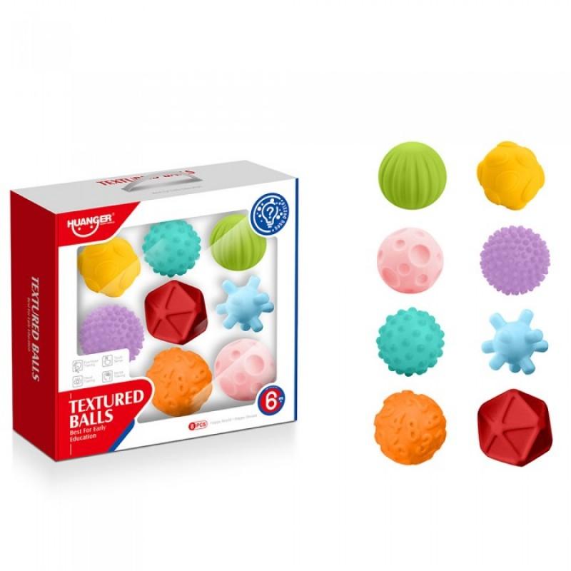 Развивающая игрушка Haunger Набор мячиков HE0235