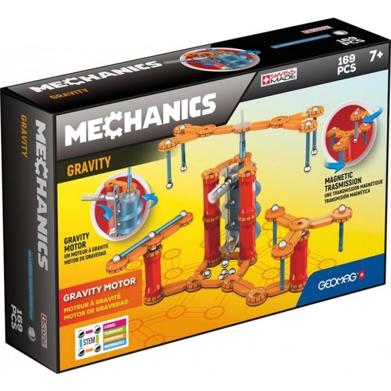 Конструктор Geomag Mechanics Gravity (169 деталей)