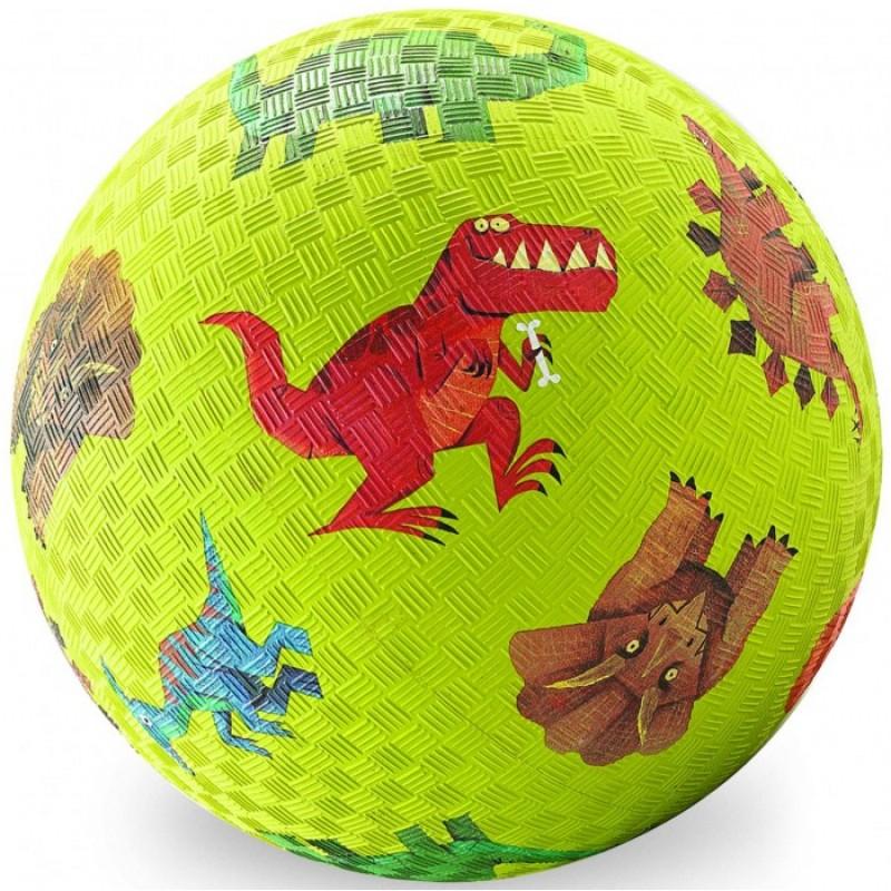 Crocodile Creek Мяч Динозавры 13 см