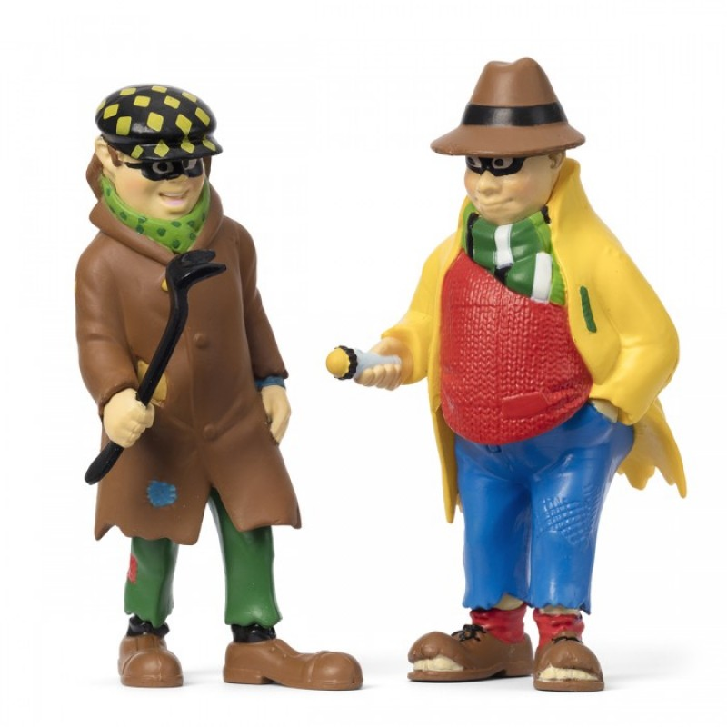 Micki Набор кукол для домика Пеппи бандиты