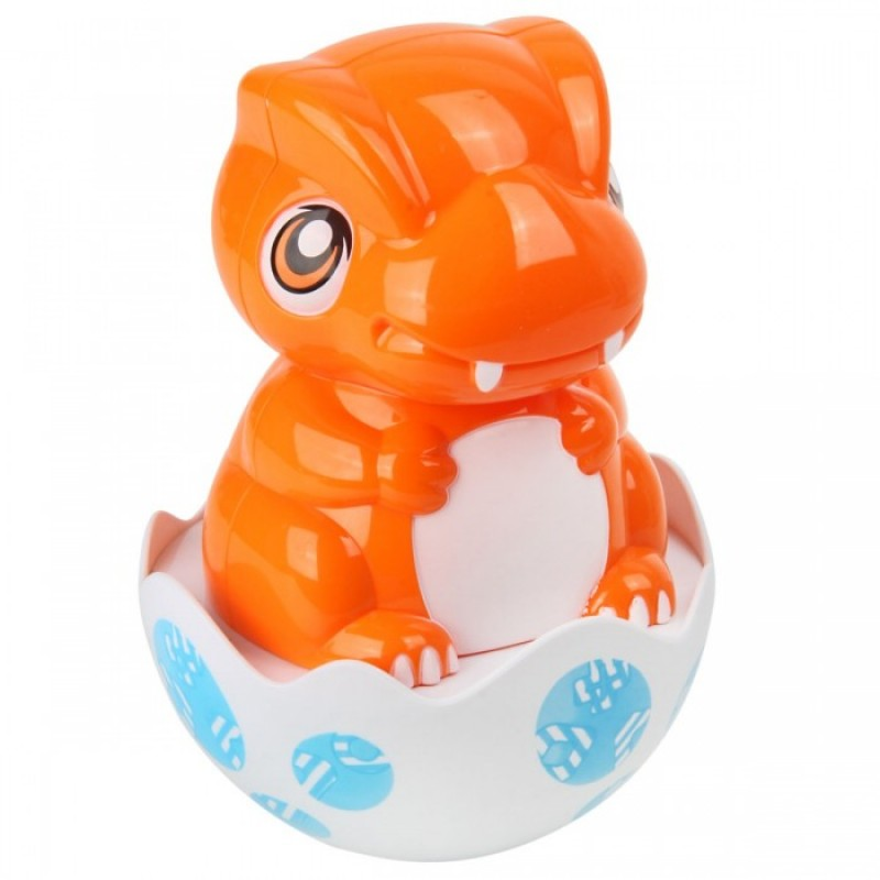 Развивающая игрушка Veld CO неваляшка Динозаврик 82269