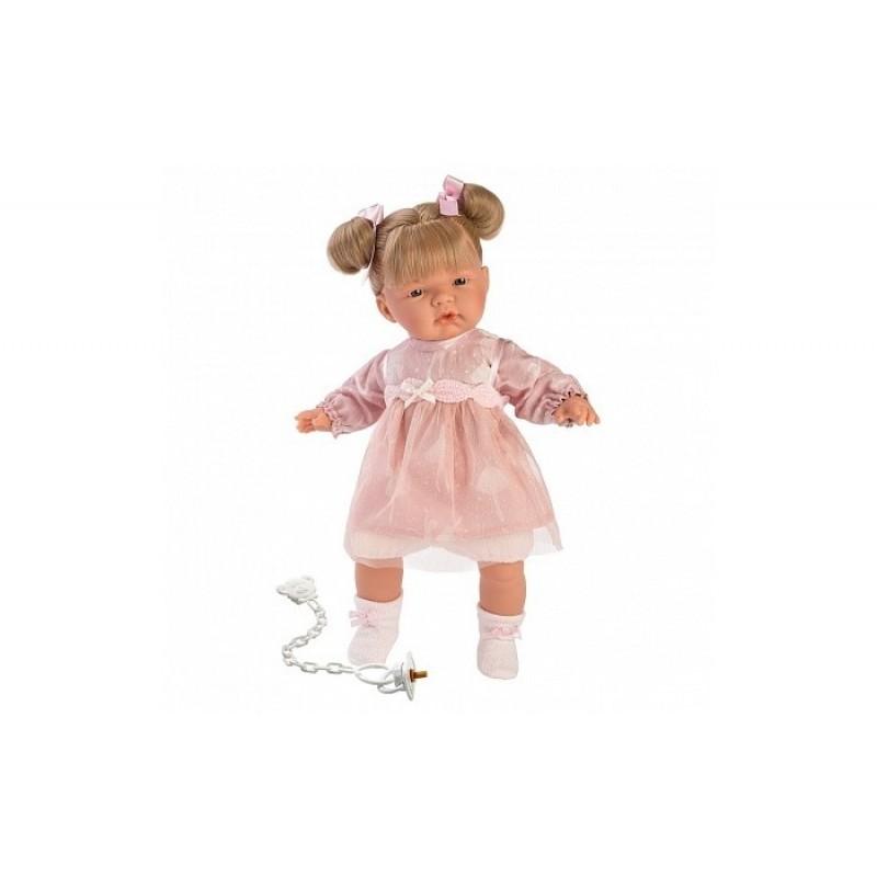 Llorens Кукла Жоель 38 см со звуком L 38336