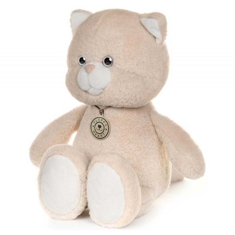 Мягкая игрушка Fluffy Heart Котенок 25 см