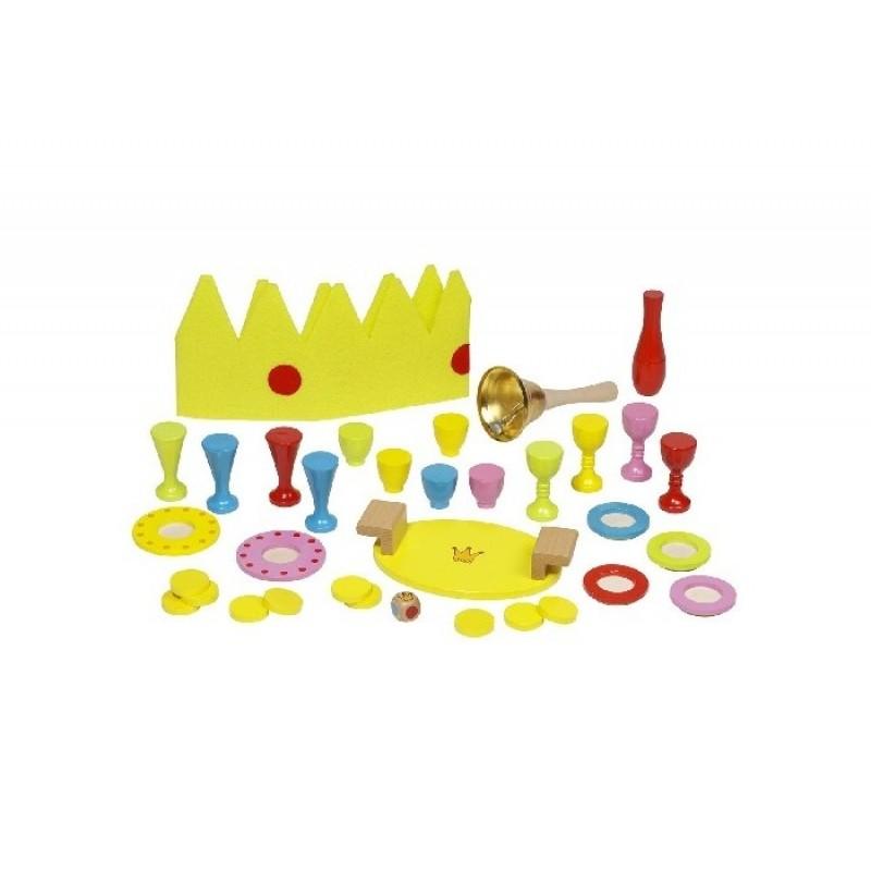Goki Игра Завтрак короля