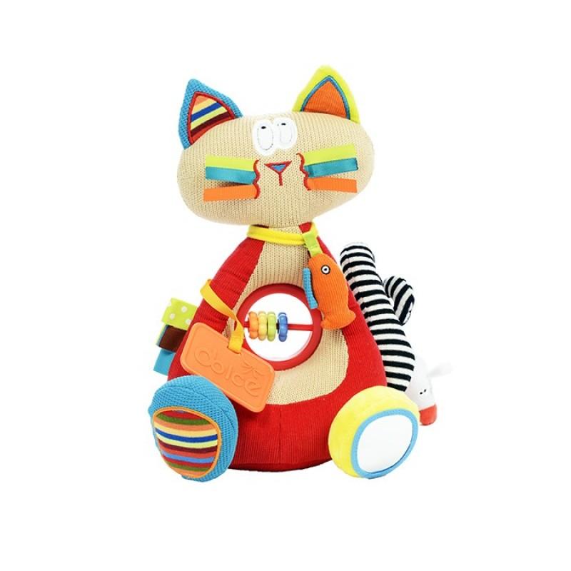 Развивающая игрушка Dolce Сиамский Котик