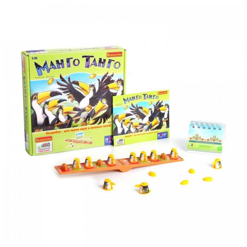 Bondibon Логическая игра МангоТанго