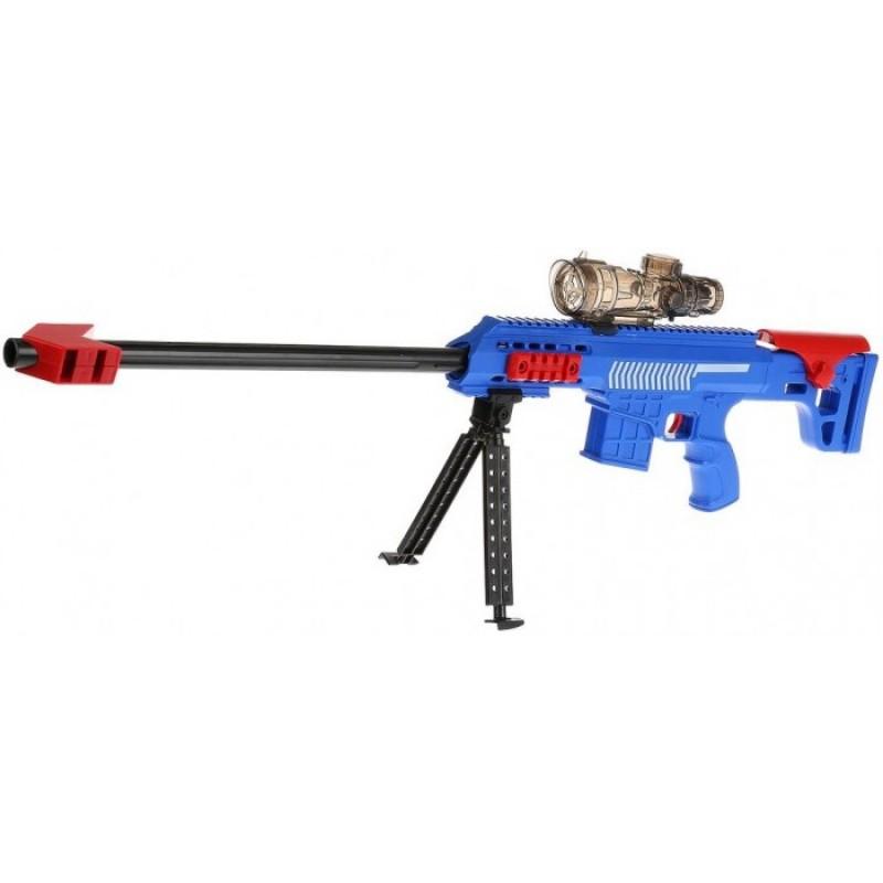 Играем вместе Снайперская винтовка с гелевыми пулями