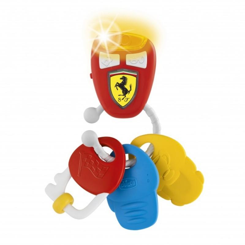 Chicco Игрушка музыкальная Ключи Ferrari