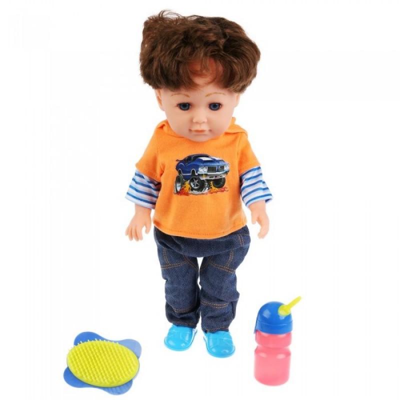Карапуз Кукла озвученная Никита 36 см