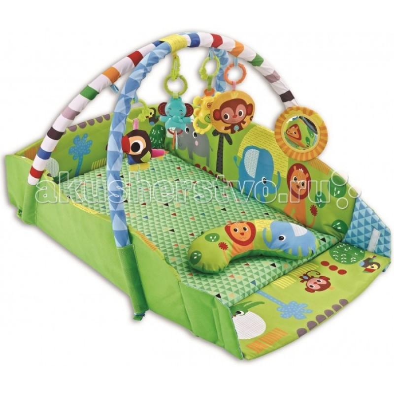 Развивающий коврик FunKids Happy Folder Gym CC9636