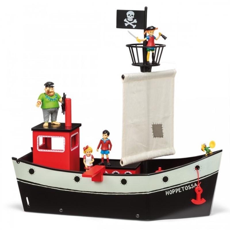 Micki Пиратский корабль Пеппи