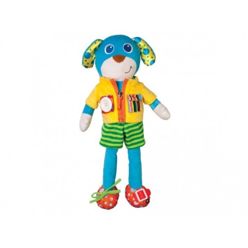 Развивающая игрушка Parkfield обучающая Собачка