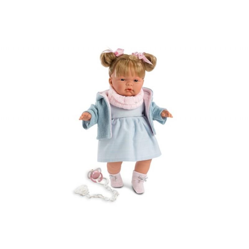 Llorens Кукла Жоэлле 38 см со звуком