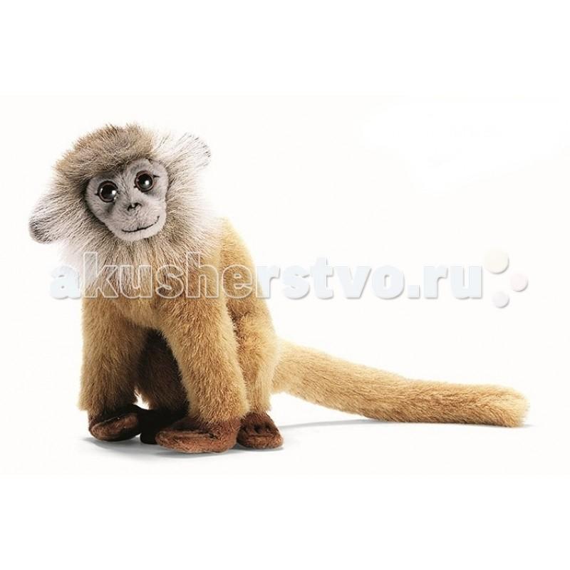 Мягкая игрушка Hansa Лангур палевый 18 см