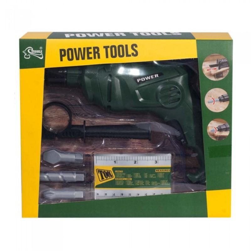 Maya Toys Игровой набор Инструменты Дрель